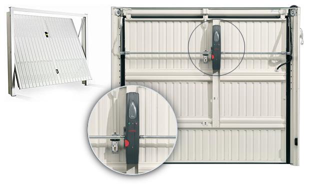Porte portoni basculanti motorizzati TORINO  Riparazione manutenzione